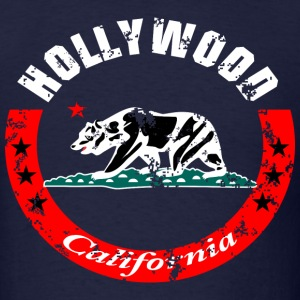 Hollywood California T-Shirts - Men's T-Shirt