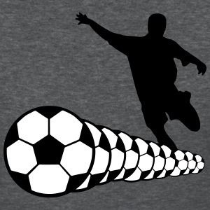 Soccer Player Ball Goal Shoot 2c Women's T-Shirts - Women's T-Shirt
