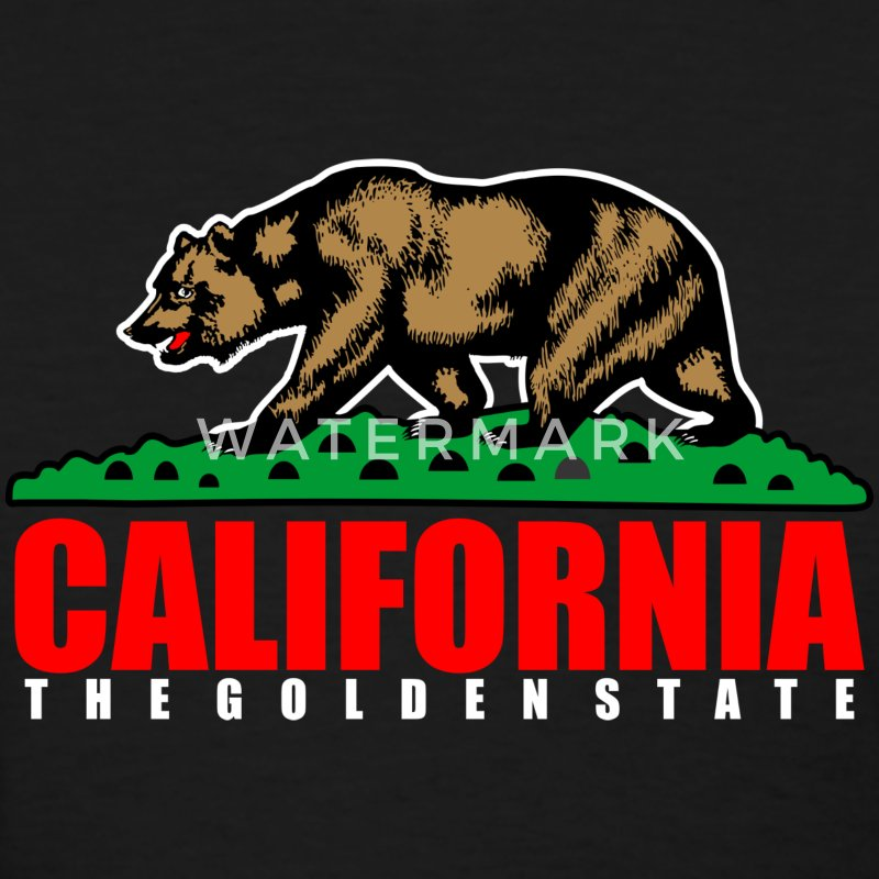California The Golden State Republic Women's T-Shirts - Women's T-Shirt