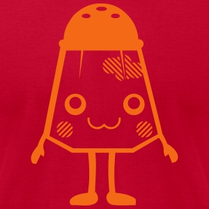 Kawaii-Designs: saltshaker T-Shirts - Men's T-Shirt by American Apparel