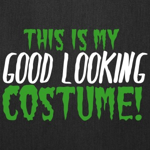 This is my GOOD looking costume! Bags & backpacks - Tote Bag