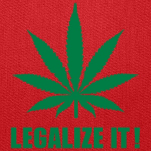 Marijuana Legalize it Bags & backpacks - Tote Bag