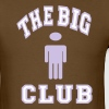 THE BIG DICK CLUB T-Shirts - Men's T-Shirt