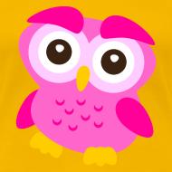 Design ~ Cute Owl Pink