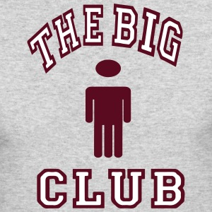 THE BIG DICK CLUB Long Sleeve Shirts - Men's Long Sleeve T-Shirt by Next Level