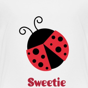 cute ladybug Baby & Toddler Shirts - Toddler Premium T-Shirt
