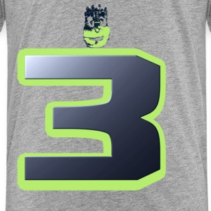 Wilson Seattle 12th Man Face Baby & Toddler Shirts - Toddler Premium T-Shirt