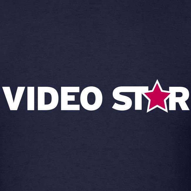 Video Star Logo Men's Adult Tee