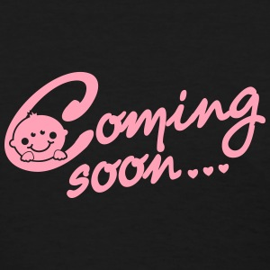 Coming soon... - Pregnancy - Maternity Women's T-Shirts - Women's T-Shirt