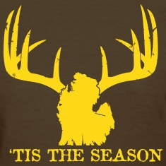 2013 Michigan Deer Hunting Season Official Shirt Women's T-Shirts