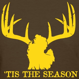 2013 Michigan Deer Hunting Season Official Shirt Women's T-Shirts - Women's T-Shirt