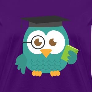 teacher professor blue owl