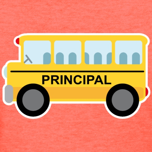 Principal School Bus