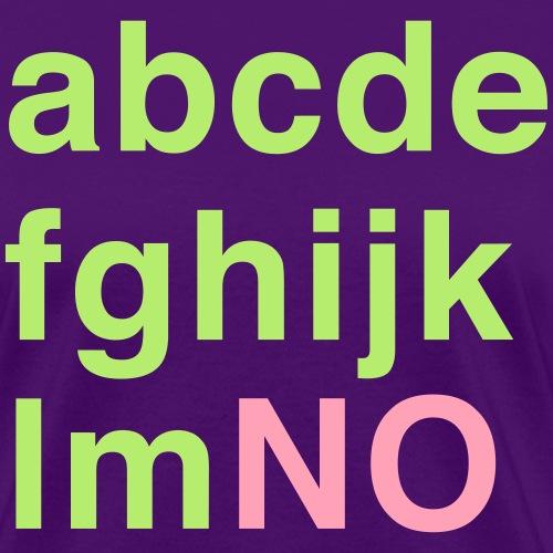 Alphabet No