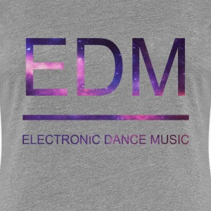 EDM galaxy - Women's Premium T-Shirt