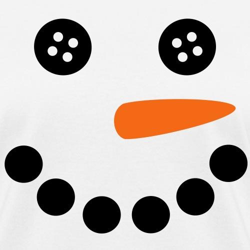 Snowman Smiley Face