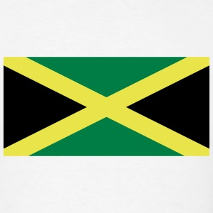 Flag of Jamaica T-Shirts - Men's T-Shirt