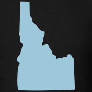 State of Idaho T-Shirts - Men's T-Shirt
