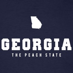 Georgia Shape T-Shirts