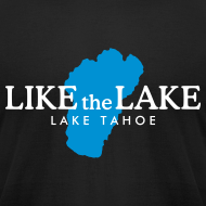 Design ~ Lake Tahoe T-Shirt (Men/Black)