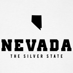 Nevada Shape T-Shirts
