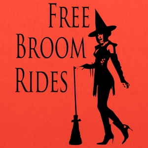 Free Broom Rides Bags & backpacks - Tote Bag