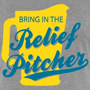 Bring in the relief pitcher Women's T-Shirts - Women's Premium T-Shirt