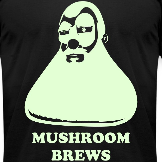 MUSHROOM BREWS (Glow In The Dark Flex)