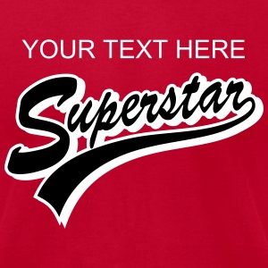 superstar T-Shirts - Men's T-Shirt by American Apparel