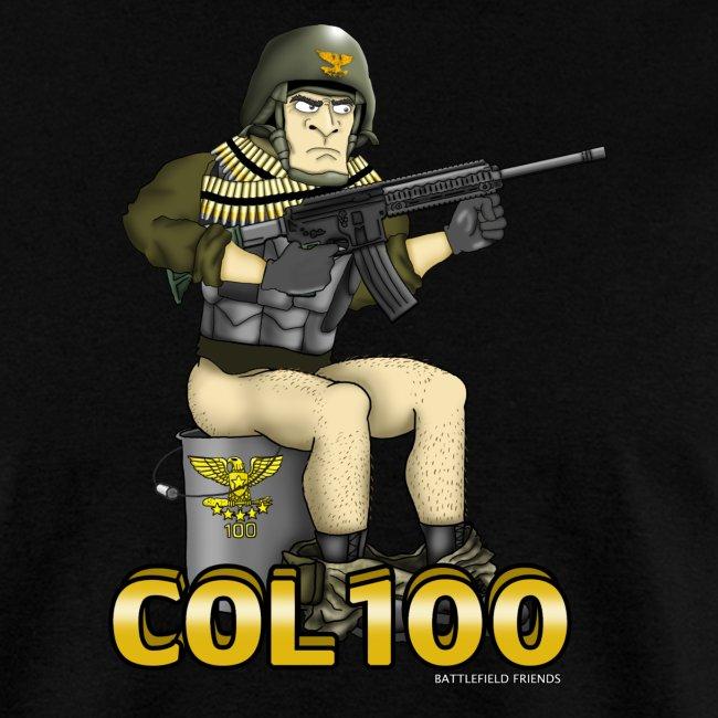 Col 100 S Bucket