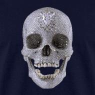 Design ~ Diamond Skull