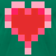 Design ~ 8 bit-o-heart