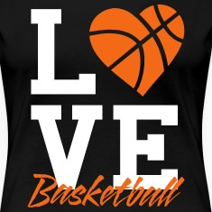 Love Basketball Women's T-shirt