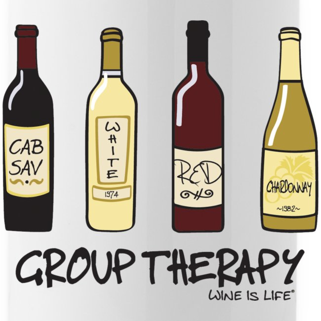 Group Therapy - Water Bottle