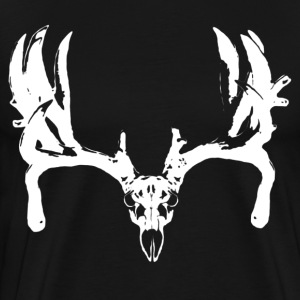 Monster mule deer  - Men's Premium T-Shirt