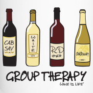 Design ~ Group Therapy - Travel Mug