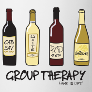 Design ~ Group Therapy - Coffee Mug