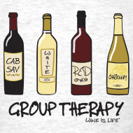 Design ~ Group Therapy - Mens Standard Tee