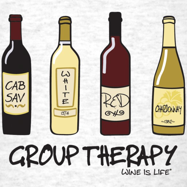 Group Therapy - Mens Standard Tee