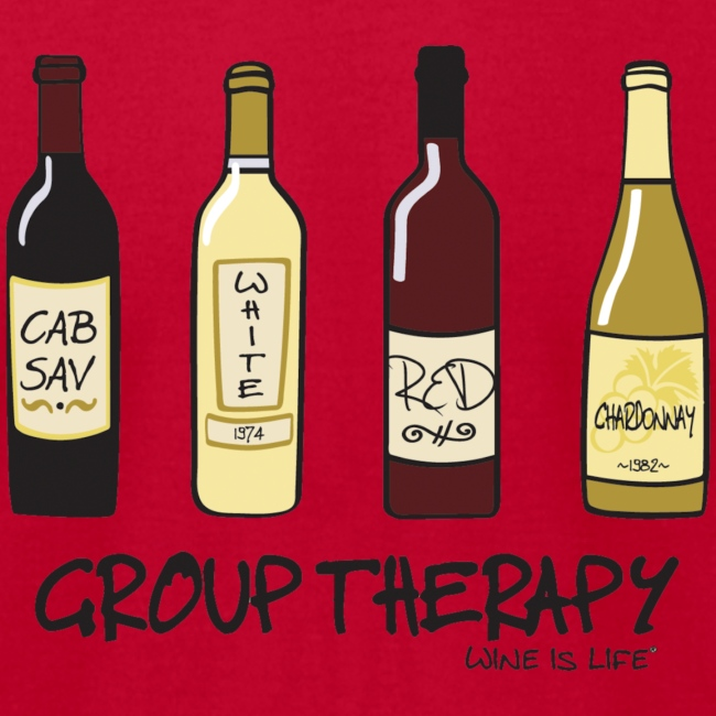 Group Therapy - Mens Tee by American Apparel