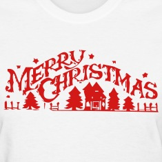 chritsmas2 Women's T-Shirts