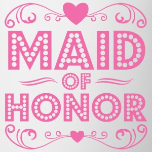 Maid of Honor Bottles & Mugs - Coffee/Tea Mug