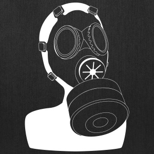 Gas Mask Bag - Tote Bag