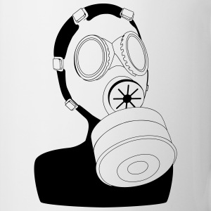 Gas Mask Cup - Coffee/Tea Mug