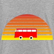 Design ~ Surfing sunset