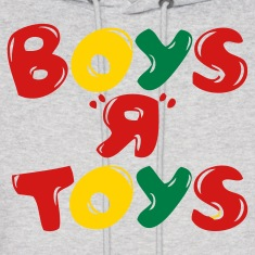 Boys R Toys Hoodies