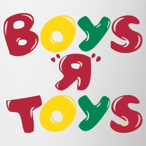 Boys R Toys Bottles & Mugs - Coffee/Tea Mug
