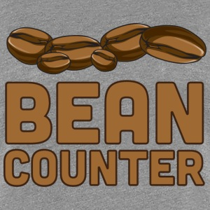 Bean Counter Women's T-Shirts - Women's Premium T-Shirt