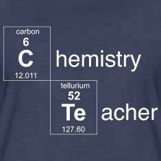 Chemistry Teacher Women's T-Shirts