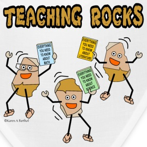 Teaching Rocks Caps - Bandana